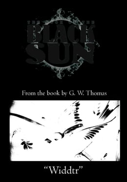 Book The Book of the Black Sun: Widdtr by G. W. Thomas