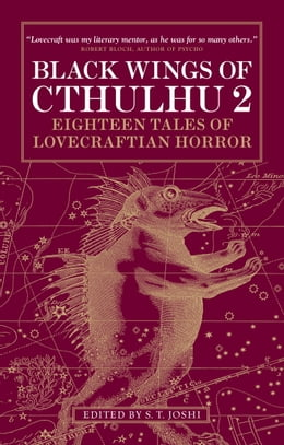 Book Black Wings of Cthulhu (Volume Two) by S.T. Joshi