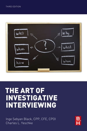 The Art of Investigative Interviewing