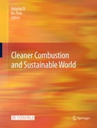 Cleaner Combustion and Sustainable World de Bo Zhao