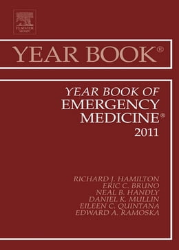 Book Year Book of Emergency Medicine 2011 by Richard J Hamilton