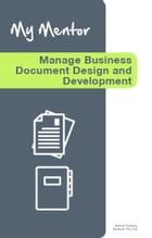 Manage Business Document Design and Development by Global Training Material