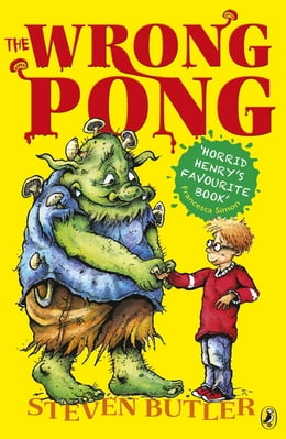 Book The Wrong Pong by Steven Butler