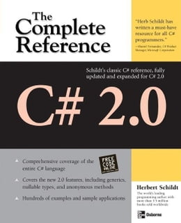 Book C# 2.0: The Complete Reference by Schildt, Herbert