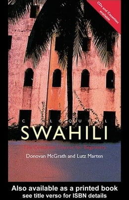 Book Colloquial Swahili: The Complete Course for Beginners by Marten, Lutz
