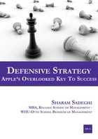 Defensive Strategy – Apple's Overlooked Key to Success by Sharam Sadeghi