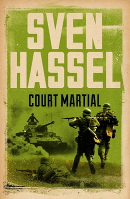Book Court Martial by Sven Hassel
