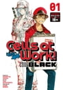 Cells at Work! CODE BLACK 1 Cover Image