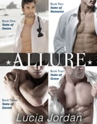 Allure - Complete Collection by Lucia Jordan