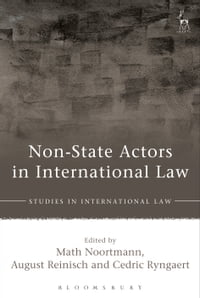 Non-State Actors in International Law,
