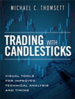 Book Trading with Candlesticks: Visual Tools for Improved Technical Analysis and Timing by Michael C. Thomsett