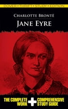 Jane Eyre Thrift Study Edition Cover Image