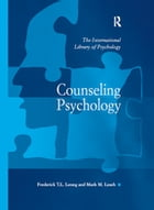 Counseling Psychology by Mark M. Leach