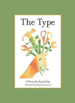 Book The Type by Sarah Kay