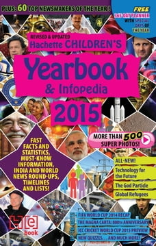 Hachette Children's Yearbook & Infopedia 2015