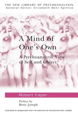 Book A Mind of One's Own by Caper, Robert