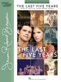 The Last 5 Years Songbook: Movie Vocal Selections