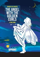 The angel with the golden curls by Mario De Santis