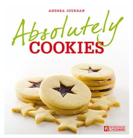 Book Absolutely cookies by Andrea Jourdan
