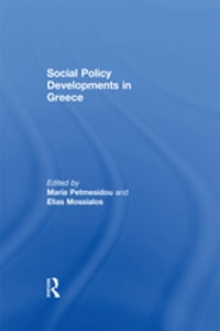 Social Policy Developments in Greece