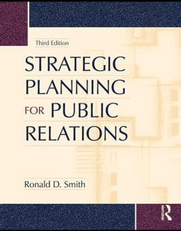 Book Strategic Planning for Public Relations by Smith, Ronald D.
