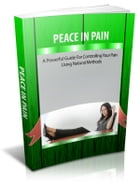 Peace In Pain by Anonymous