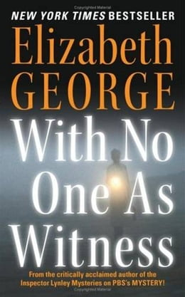Book With No One As Witness by Elizabeth George