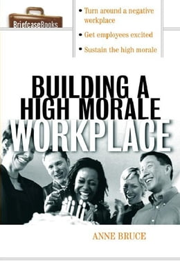 Book Building A HIgh Morale Workplace by Bruce, Anne