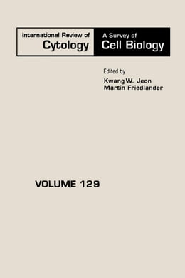 Book INTERNATIONAL REVIEW OF CYTOLOGY V129 by Jeon, K.W.