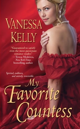 Book My Favorite Countess by Vanessa Kelly