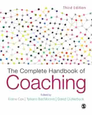 The Complete Handbook of Coaching by Elaine Cox
