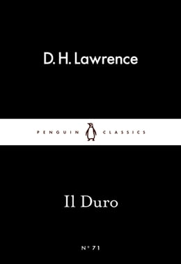 Book Il Duro by D. H. Lawrence