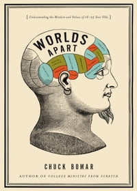 Worlds Apart: Understanding the Mindset and Values of 18-25 Year Olds