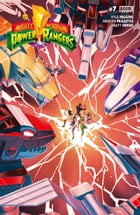 Mighty Morphin Power Rangers #7 by Kyle Higgins