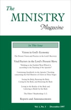 The Ministry of the Word, Vol. 1, No 3: The Vision in God's Economy (3) & Vital Factors in the Lord's Present Move by Various Authors