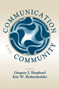 Communication and Community