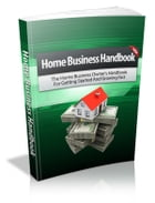 Home Business Handbook by Anonymous