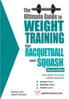 The Ultimate Guide to Weight Training for Racquetball & Squash by Rob Price