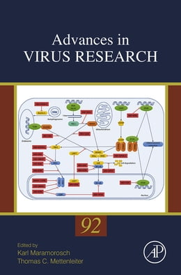 Book Advances in Virus Research by Karl Maramorosch