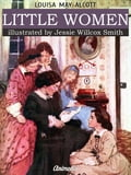 9788087762646 - Jesse Wilcox Smith (illustrator), Louisa May Alcott, May Alcott (illustrator): Little Women (Illustrated Edition) - Kniha