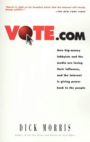 Vote.com Influence,  and the Internet is Giving Power Back to the People