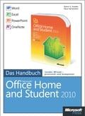 Microsoft Office Home and Student 2010 - Das Handbuch: Word, Excel, PowerPoint, OneNote Deal