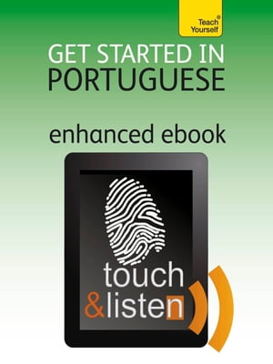 Get Started in Beginner's Portuguese: Teach Yourself Audio eBook