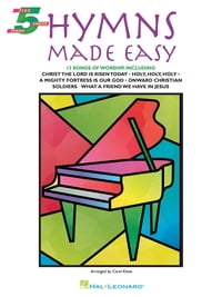 Hymns Made Easy (Songbook): Five-Finger Piano
