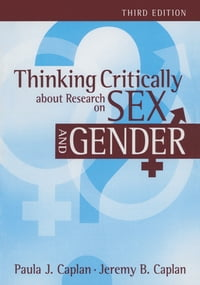 Thinking Critically about Research on Sex and Gender
