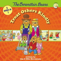 Book The Berenstain Bears Treat Others Kindly by Jan & Mike Berenstain
