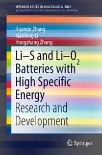 Li-S and Li-O2 Batteries with High Specific Energy: Research and Development