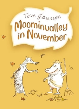 Book Moominvalley in November by Tove Jansson