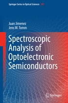 Spectroscopic Analysis of Optoelectronic Semiconductors