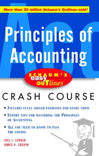 Schaums Easy Outline of Accounting (ENHANCED EBOOK)